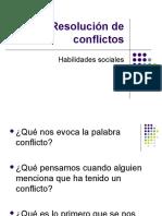 Manejo Conflictos V