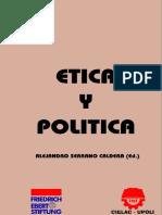 Etica y Politica de Alejandro Caldera