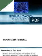 bases de datos normalizacion ejemplos
