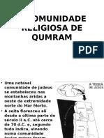 A Comunidade Religiosa de Qumram