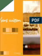 Pour Cuisiner Sans Stresser Volume 6 - Sans Cuisson