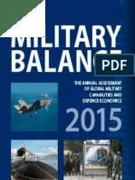 Balance Military 2015