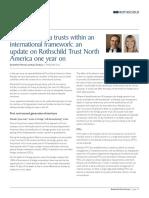 Rothschild Trust Review 2014 - Trim