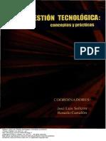 Gestion Tecnologica Concepto y Practicas (1)