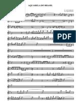1° Clarinete (Bb)
