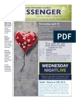 Messenger 04-07-16