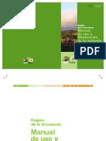 Manual de Uso y Mantención de La Vivienda - Región de La Araucanía