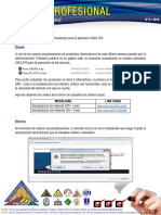 Boletin N-08 Actualizacion Productos CAUB