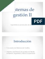 Sistemas de Gestión II 1