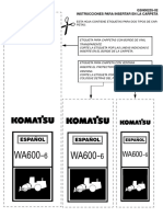 WA600-6 JAPAN (esp) GSN00235-02