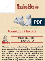 Metodologia DS