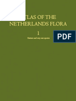 (Atlas of the Netherlands Flora 1) J. Mennema (Auth.), J. Mennema, A. J. Quené-Boterenbrood, C. L. Plate (Eds.)-Atlas of the Netherlands Flora_ Extinct and Very Rare Species-Springer Neth