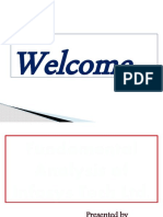 Fundamental Analysis of Infosys Tech Ltd.