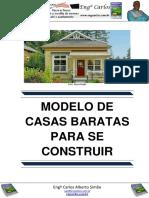 Modelos de Casa Barata Para Se Construir