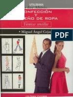 libro Confección y Diseño de Ropa de Miguel Angel Cejas