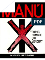 Serrano Miguel - MANU Por El Hombre Que Vendra