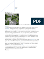 Perlite Encyclopedia of Earth