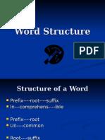 Prefixes Roots Su