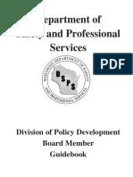 WI DSPS Bd Member Guidebook_20160201rev-3