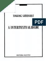 Intertextualidade - Livro Completo (Tiphaine Samoyault)