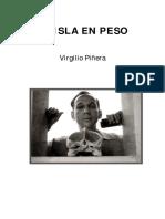 Isla en Peso. Virgilio Piñera