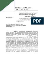 Contestacion Prescripcion Adrian Bustillos (Autoguardado)
