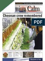 Morning Calm Korea Weekly, April 30, 2010