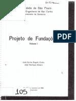 Projeto de Fundações