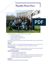 Plaquette DRI (4e)