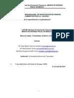 Las Nif Normas de Informacion Financiera Medios de Defensa Fiscal 1