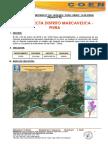 Inundación en Marcavelica