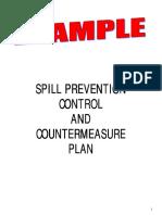 Example Spcc Plan 2002
