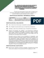Instructivo Formulario 104A