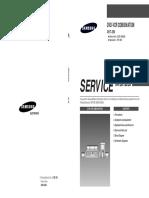 Samsung Cht-350 Dvd-cm350 Sm