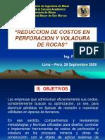 140215217 Reduccion de Costos en Perforacion y Voladura