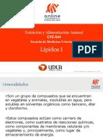Clase 7 Lipidos 1