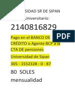 Código Universitario