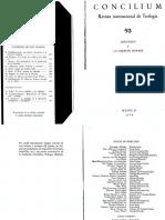 Scannone Teologia de La Liberacion Evangelica o Ideologica
