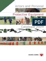 Metal Detectors Catalogue 2009