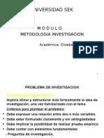 Metodologia Investigaciòn Planteamiento Del Problema