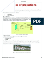 Theory of Projection PDF