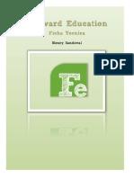 Forward Education Tecnical