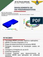 Desenvolvimiento de Sensores Piezoresistivos (1)