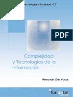 Complejidad y TICs CC by NC ND