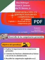 Cap1 - Desarrollo de Las Competencias Gerenciales