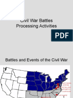 civil war battles processing 2014