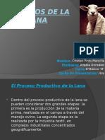 Procesos de La Lana