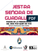Catequesis Fiesta Guadalupe