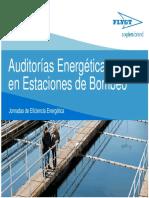 AUDITORIAS ENERGETICAS BOMBEOS