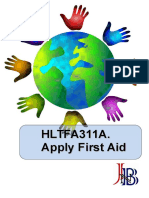 HLTFA311A Apply first aid.doc